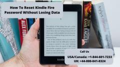 Easy Steps To Reset Kindle Fire Password  Call 4
