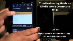 Solve Kindle Wont Connect To Wifi Error  Call 44