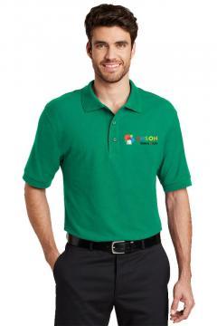 custom made polo t shirts