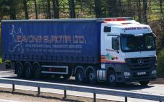 International Shipping By Jeavons Eurotir Ltd