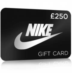 Get a 250 Nike Gift Card
