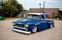 1950 Chevy GMC Trucks Service