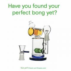 Check Out New Glass Bongs And Acrylic Bongs