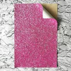 Try Sticky Back Glitter Fabric From Us