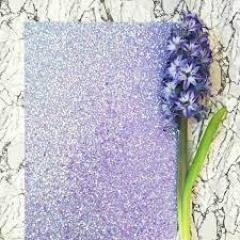 Stay Sparkly With Glitter Fabric World