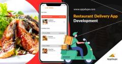 Start Your Restaurant App With Appdupe