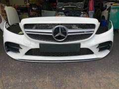 Mercedes Benz W205 C43Amg 2017 Front Bumper