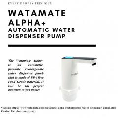 35 Percent Off On Watamate Alpha Plus Water Dispensers