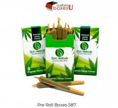Pre Rolled Packaging Box At Wholesale Rate