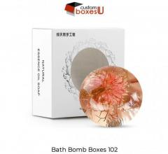 Bath Bomb Packaging Available In All Sizes & Sha