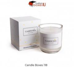 Candle Box Packaging Wholesale In London, Uk