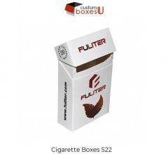 Custom Sleeve Cigarette Boxes With Printed Logo