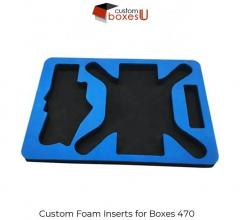 Custom Foam Inserts For Boxes With Free Shipping