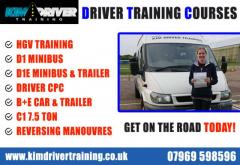 Trusted Hgv Driver Training In Slough
