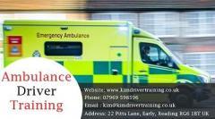 Best Ambulance Driver Training In Uk