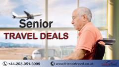 Cheap Flight Booking For Senior Citizen