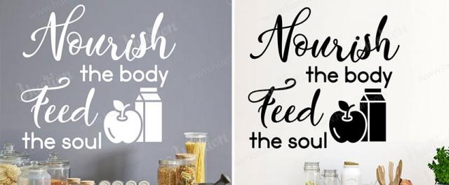 kitchen wall quotes 4 Image
