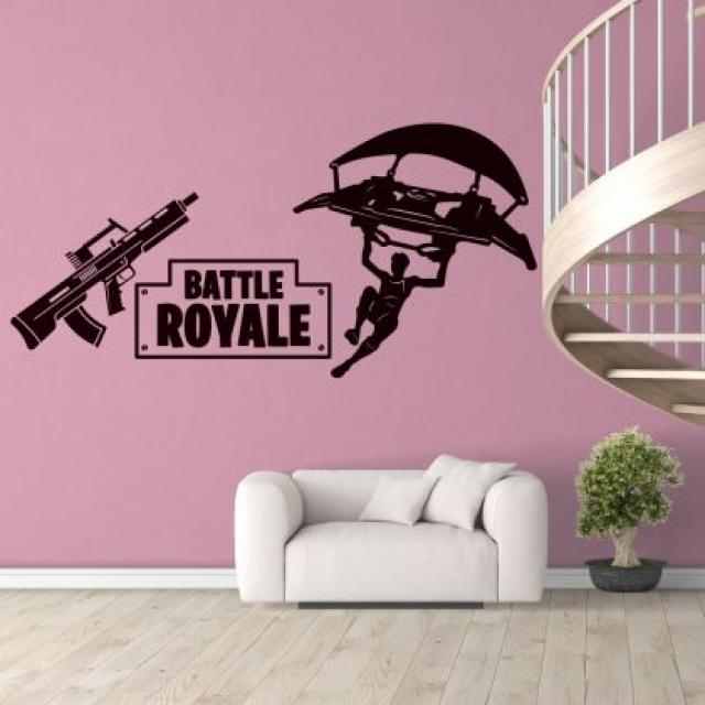 Fortnite Wall Decals 3 Image