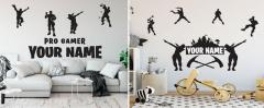 Fortnite Wall Decals