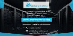 Cloud Backup Providers