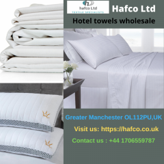 Buy Quality Hotel Towels At Wholesale Price From