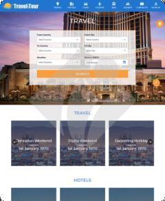 Ez Makemytrip Clone V12.74 - Travel Booking Port