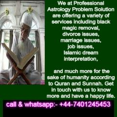 Good Knowledgeable Black Magic Specialist In UK