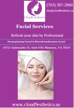 Facial Services In Manassas Dermaplaning & Micro