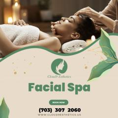 Facial Spa Services  Skin Care Treatment Nearby