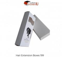 Custom Hair Extension packaging To Enhance Your Demand
