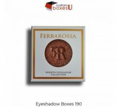 Best Custom Eyeshadow Packaging in USA