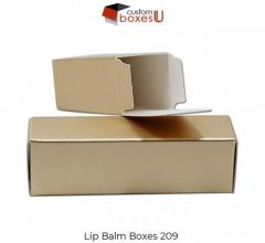 Custom Lip balm box Wholesale Rate in Teaxs,USA