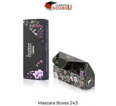 Mascara boxes Printing solutions in Texas