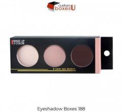 Custom eye shadow packaging in Texas, USA