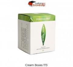 Cream boxes Available in All Sizes & Shapes