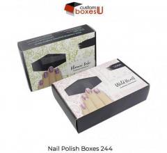 Premium Quality Nail polish boxes in USA