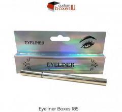 Custom eyeliner boxes with Printed logo & Design