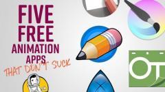 Creative Designs 2D3D Animation Video Editor