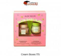 Unique Ideas of Custom Cream Boxes Wholesale for Packa