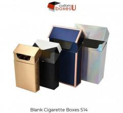 Blank cigarette boxes Wholesale for Packaging in USA