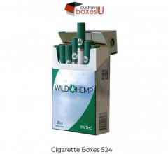 Custom cigarette packaging boxes in Texas USA