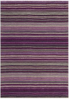Carter Rug By Oriental Weavers In Berry Colour