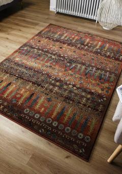 Gabbeh Rug By Oriental Weavers In 415C Design -