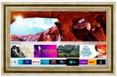 Buy Gold Edge Frame Hdr Smart Led Tv