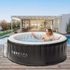 Cosyspa Inflatable Hot Tub Spa Bargain Deals At