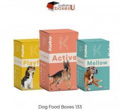 Top 10 Best design For Custom Dog Food Boxes