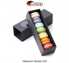 Make Your Own Macaron Boxes With free Shipping in UK