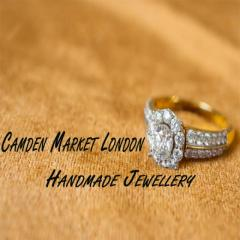 Camden Market London - Handmade Silver Jewellery