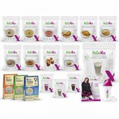 Ketone diet for 4 weeks 140 servings 5,510 g