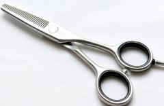 7 Reversible Curved Dog Grooming Scissors